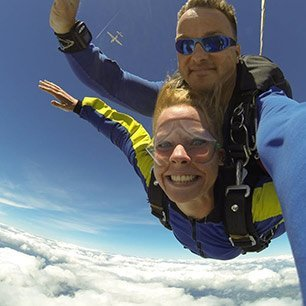 skydive for ty hafan